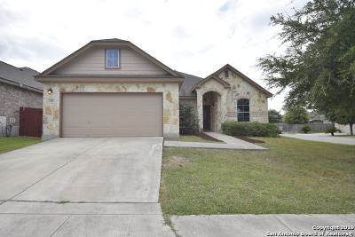 Cibolo Single Family Home New: 201 Canterbury Hill