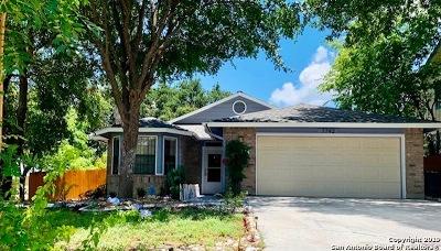 San Antonio Single Family Home New: 7742 Bay Berry