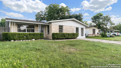 San Antonio Single Family Home New: 338 Dresden Dr