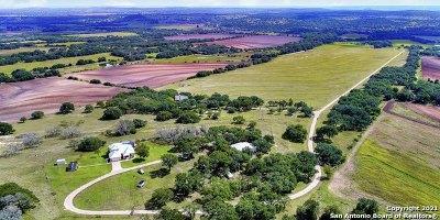 Fredericksburg TX Single Family Home New: $1,249,000