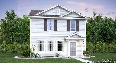 San Antonio Single Family Home New: 7755 Nopalitos Cove