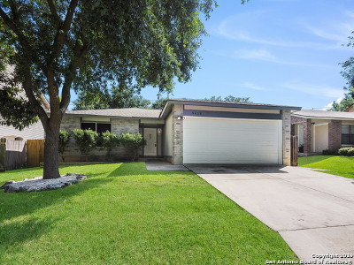 San Antonio Single Family Home New: 9423 Bendell