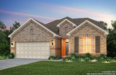 Boerne Single Family Home New: 7511 Pecos Ridge