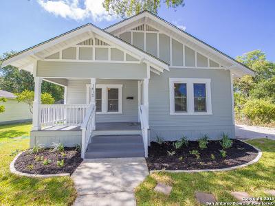 Seguin Single Family Home New: 1015 Bismark St