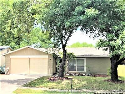 San Antonio Single Family Home New: 4939 Grey Hawk St
