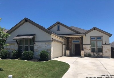 New Braunfels Single Family Home New: 1410 Shadow Rock