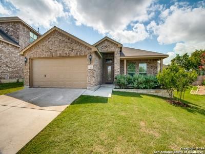 San Antonio Single Family Home New: 5602 Thunder Oaks