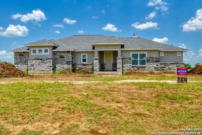 Wilson County Single Family Home New: 164 Gentle Breeze