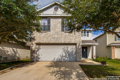 San Antonio Single Family Home New: 9219 Silver Dollar