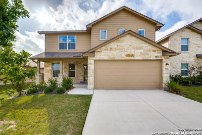 San Antonio Single Family Home New: 9106 Addison Ridge