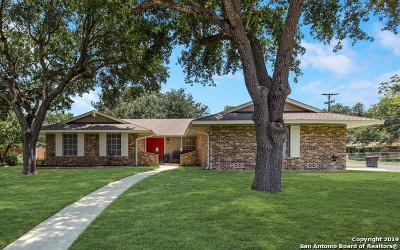 San Antonio Single Family Home New: 10134 Asteroid