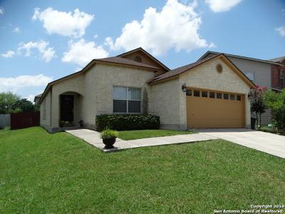 San Antonio Single Family Home New: 7727 Cedar Farm