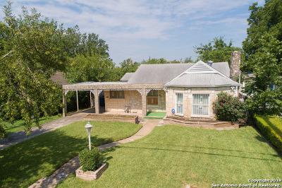 San Antonio Single Family Home New: 615 Mesquite St
