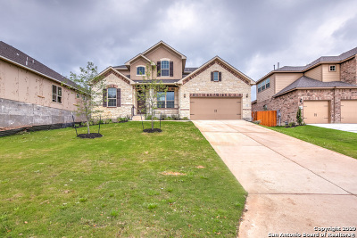 New Braunfels Single Family Home New: 1523 Esser Crossing