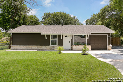 Live Oak Single Family Home New: 7610 Strolling Ln