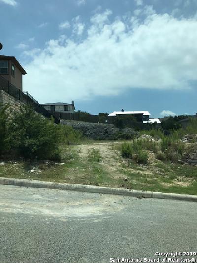 San Antonio Residential Lots & Land New: 17810 Resort View