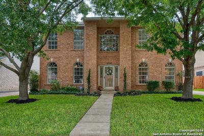 San Antonio Single Family Home New: 13806 Shavano Ridge