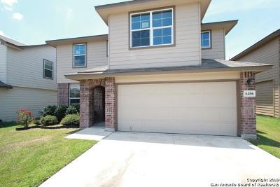 San Antonio Single Family Home New: 6406 Lake Superior St