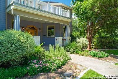 Terrell Hills Single Family Home Price Change: 851 Wiltshire Ave