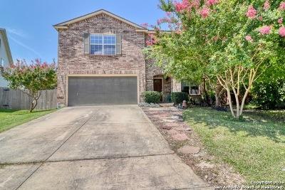 San Antonio Single Family Home New: 7531 Escada Crest