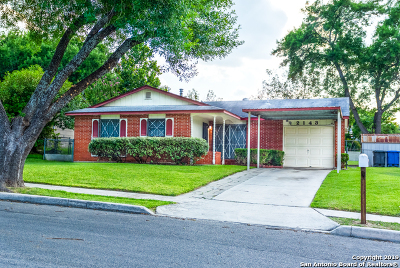 San Antonio Single Family Home New: 2143 Daniel Boone Dr