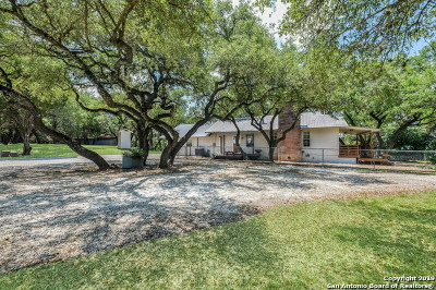 Canyon Lake Single Family Home For Sale: 281, 221 Jacobs Creek Park Rd