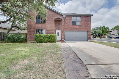 San Antonio Single Family Home New: 9182 Ridge Breeze