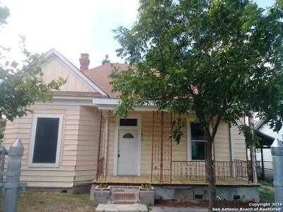 Single Family Home New: 833 Kentucky Ave
