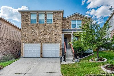 San Antonio Single Family Home New: 15814 Cotton Tail Ln