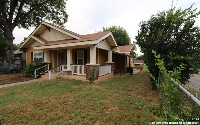 San Antonio Single Family Home New: 1501 W Olmos Dr