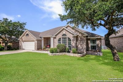 San Antonio Single Family Home New: 19115 Brannan Bluff