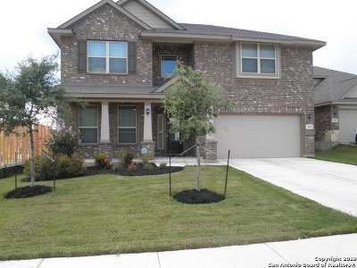 Cibolo Single Family Home New: 414 Woodside Way