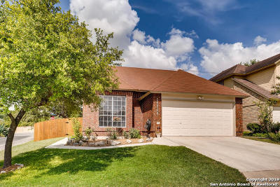 San Antonio Single Family Home New: 16726 Winding Oak Dr