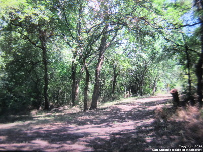San Antonio Residential Lots & Land New: 16080 Henze Rd