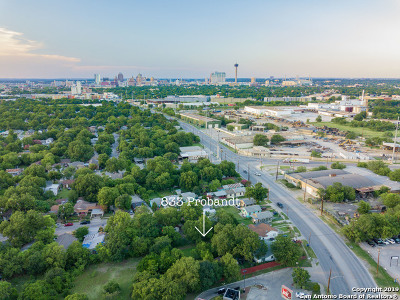 San Antonio Residential Lots & Land New: 833 Probandt