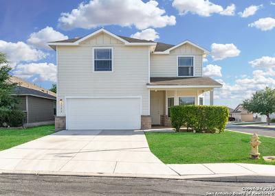 San Antonio Single Family Home New: 8702 Afton Canyon