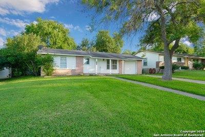 San Antonio Single Family Home New: 3910 E Palfrey St
