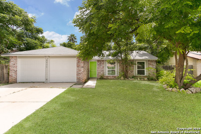 San Antonio Single Family Home New: 5934 Cliffmore Dr