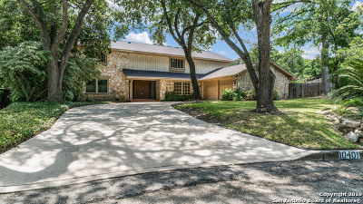 San Antonio Single Family Home New: 10401 Mount Marcy