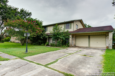 San Antonio Single Family Home New: 6718 Lake Glen St