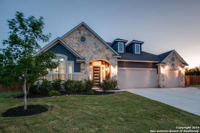 San Antonio Single Family Home New: 13716 Meadowick Dr