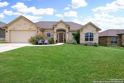Floresville Single Family Home For Sale: 113 Ridgecrest