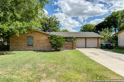 San Antonio Single Family Home New: 4430 Summer Wind St