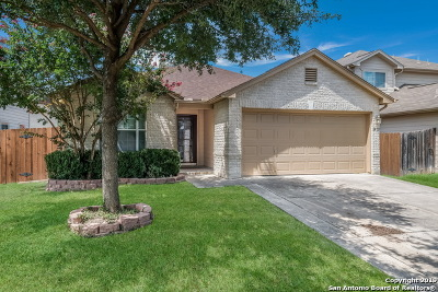 San Antonio Single Family Home New: 8623 Laguna Rio