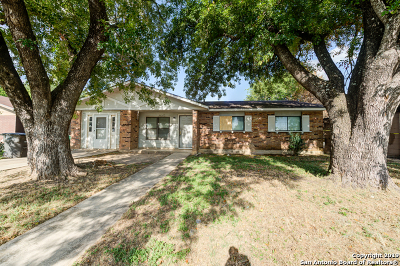 San Antonio Single Family Home New: 506 Carol Crest St