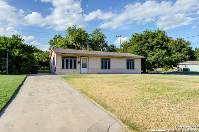 San Antonio Single Family Home New: 303 Tomrob Dr