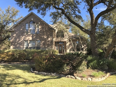 San Antonio Single Family Home New: 23011 Steeple Bluff