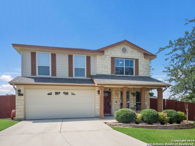 San Antonio Single Family Home New: 6922 Dashmoor Creek
