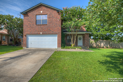 Guadalupe County Single Family Home New: 1344 Copper Path Dr