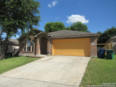 San Antonio Single Family Home New: 638 Heritage Way